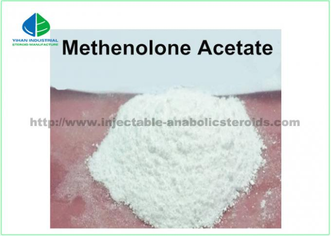99% Reship White Raw Powder Injectable Primobolan Anabolic/ Metenolone Methenolone Acetate Steroids For Muscle Build