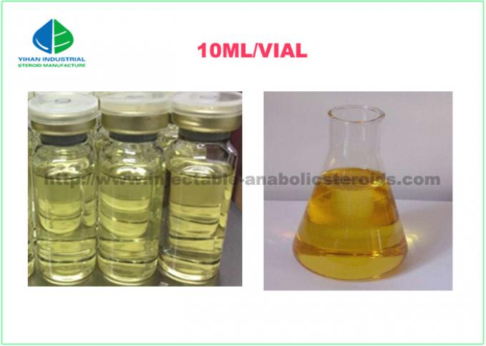 Anadrol Oxymetholone 50mg/Ml Injectable Oral Anabolic Steroids Yellow Color For Bulking / Cutting