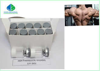 China Beauty Human Growth Hormone Peptide / Hgh Growth Hormone CAS 12629-01-5 supplier
