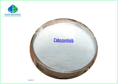 China Pure Cancer Treatment Steroids Pharmaceutical Material Inhibitors Cabozantinib Malate supplier