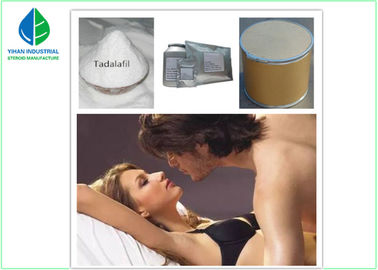 China Sexual Male Enhancement Steroids Cialis / Tadalafil CAS 171596-29-5 supplier