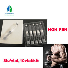 China Injectable Human Growth Hormone Peptide Freeze Powder For Building Lean Muscle supplier