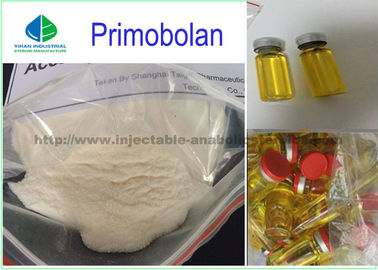 China 99% Reship White Raw Powder Injectable Primobolan Anabolic/ Metenolone Methenolone Acetate Steroids For Muscle Build supplier