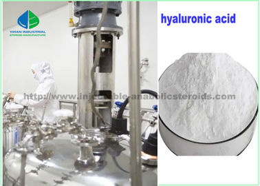 China Health Care Product Whitening Cosmetic Fillers Wrinkles Hyaluronic Acid Supplements CAS 9004-61-9 supplier