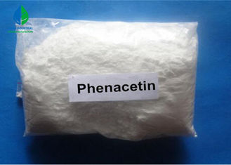 China 99% Purtiy Local Anesthesia Drugs Fenacetin / Phenacetine with 100% PASS RATE supplier
