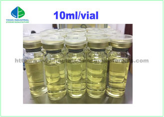 China Raw Steroids Powder Test Prop / Testosterone Propionate 100mg/ml Yellow Liquid Anaboilc For Bodybuilding supplier