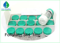 China Human Hormones Injection Muscle Building Polypeptide Powder Follistatin 344 1mg factory