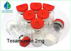 China Bodybuilding CAS 218949-48-5 Tesamorelin Injectable Peptide Tesamorelin 2mg factory