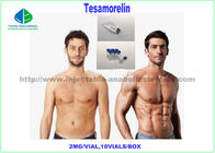 Tesamorelin 2mg Human Growth Hormone Peptide , Fat Loss Peptides CAS 218949-48-5