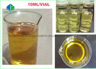 China Yellow Mixed Liquid Injectable Anabolic Testosterone Steroids TMT Blend 375 For Fat Loss Cutting Cycle factory