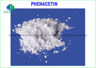 China Pharmaceutical Grade Phenacetin CAS: 62-44-2 For Relieving Pain & Fever Reducing factory