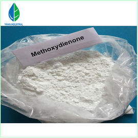 China Healthy Muscle Mass Steroids / Anabolic Steroid Powder Methoxydienone factory