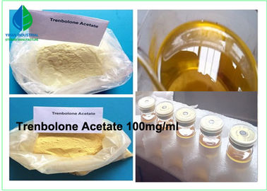 China Trenbolone Acetate Anabolic Steroids Muscle Mass / Anabolic Steroids Muscle Growth factory