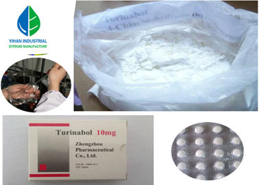 China Oral Turinabol Bodybuilding Anabolic Steroids With ISO 9001 Certified factory