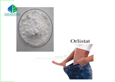 China CAS 96829-58-2 Weight Loss Steroids /  Fat Reducing Steroids Orlistat factory