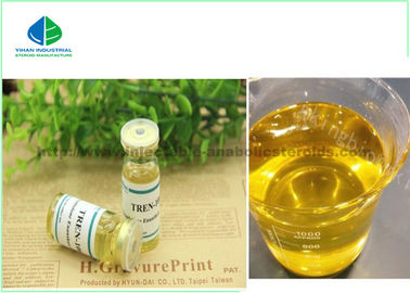 China Trenbolone Enanthate Injectable Anabolic Yellow liquid steroids for Muscle Building Trenabol Anabolic Steroids factory