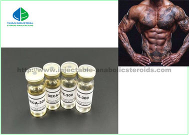 China Liquid Style Injectable Anabolic Steroids Nandrolone Decanoate 300MG/ML Deca - Durabolin For Muscle Growth factory
