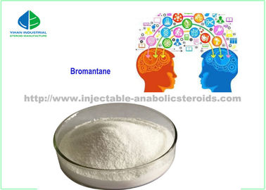 China Piracetam Noopept Adrafinil Raw Nootropic Powder Bromantane / N-(4- Bromophenyl ) factory