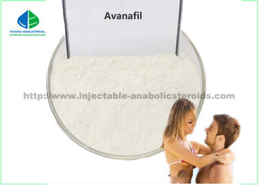 Factory supply Sex Materials Male Enhancement Steroids White Avanafil Tadalafil Powder For Erectile Dysfunction