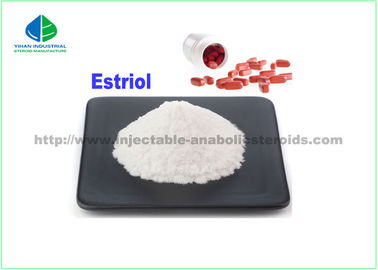 Raw Powder Anti Estrogen Steroid CAS 50-28-2 Estradiol E2 Female Health 99% Min Assay