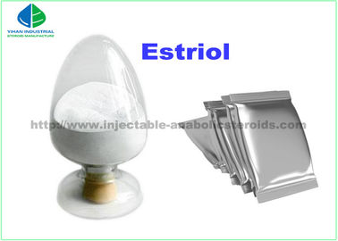 USP Reship Anti Estrogen Estriol White Raw Steroid Powder Female Hormone