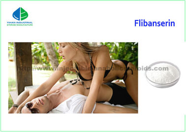Female Sex Steroid Hormone Powder Hcl Cas 147359-76 Flibanserin 99% Min Purity