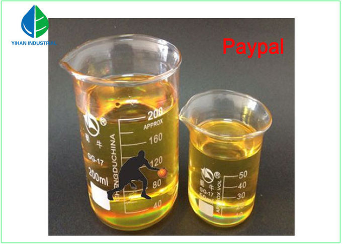 Finished/ Semi-finished Ananbolic Injection Boldenone Cypionate 300mg/ml for Muscle Gain Steroids